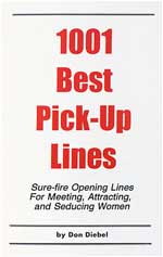 1001 best pick up lines book cover